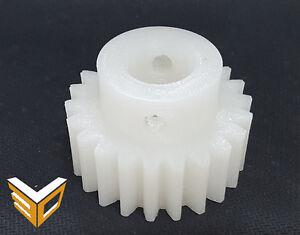 Ingranaggio-in-nylon-per-smerigliatrice-mola-da-banco-Valex-PX150-200-PX-150-200