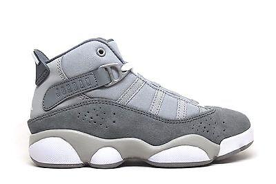 New Kid's Air Jordan 6 Rings (PS) Shoes