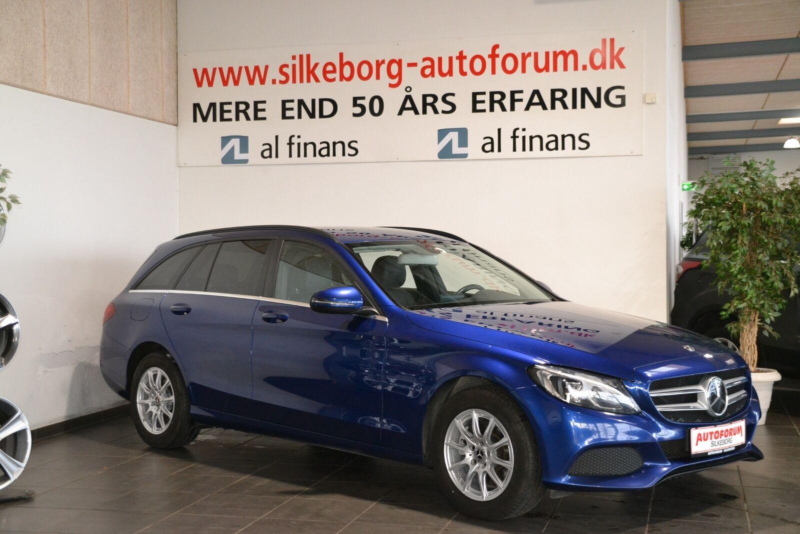 Mercedes C220 d 2,2 Business stc. aut. 5d - 299.900 kr.