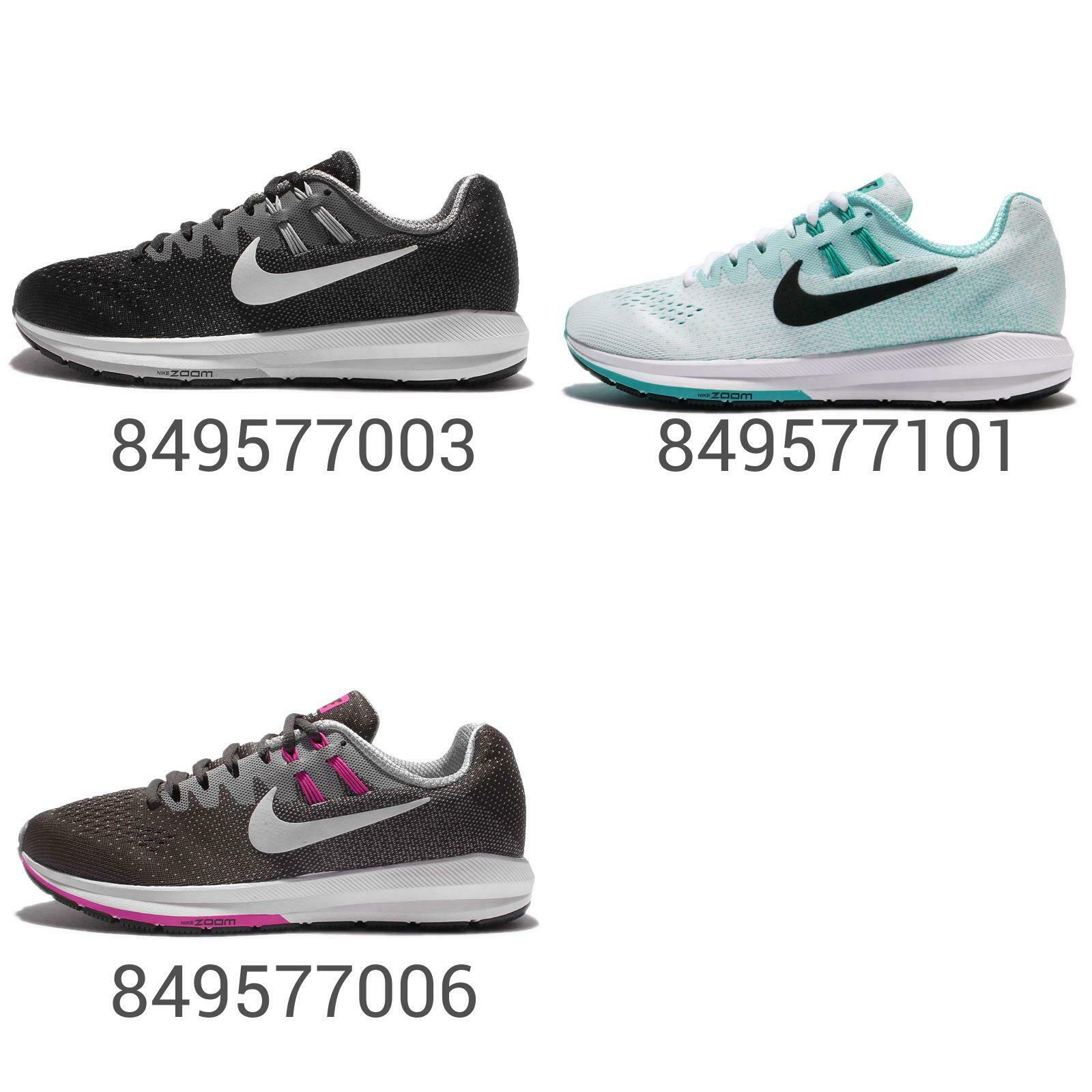 new product 533e5 3ee21 Nike Air Zoom Structure 20 Men / Women Wmns Running Shoes Sneakers Pick 1
