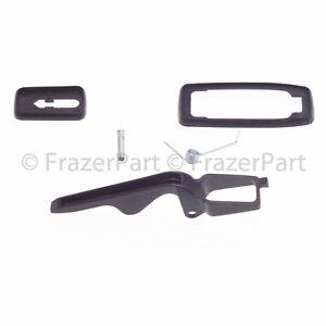 Porsche 924S & 944 ext. door handle release trigger repair kit & gasket (Left)