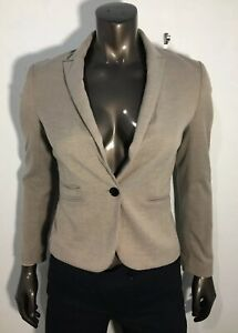 H&M Dress Suit Blazer Size 4 US Womens Long Sleeve Career Jacket