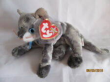 34d7a6a4bd6 item 1 TY BEANIE BABY FRISCO - GREY CAT - MINT - RETIRED -TY BEANIE BABY  FRISCO - GREY CAT - MINT - RETIRED