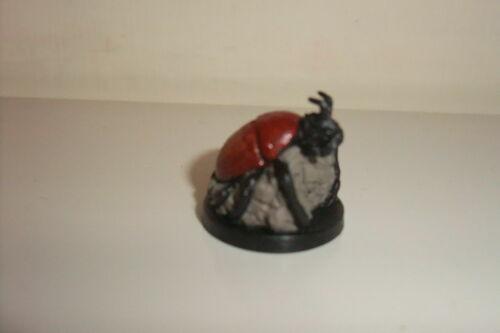 Dungeons /& Dragons Miniatures BLOOD SCARAB Dangerous Delves Cod. D/&D 37