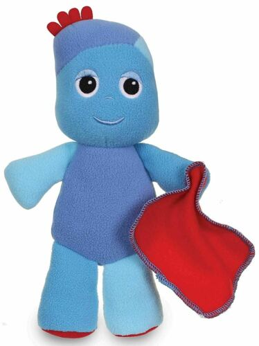 In The Night Garden Talking Iggle Piggle Soft Toy