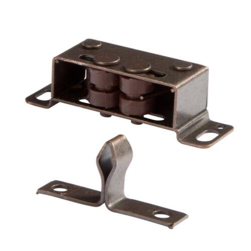 Fawo Metall-Zugverschluss 2er