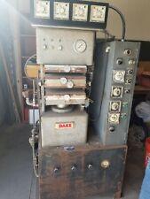 Dake Rubber Press 75 Ton Electric Hydraulic
