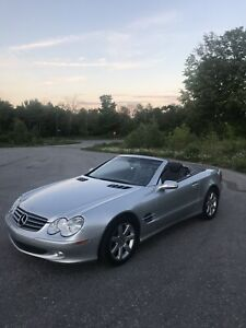 Mercedes-Benz SL500 First Owner No Accidents Never Winter Driven