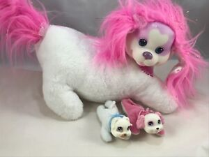 Puppy-Surprise-Plush-Pet-With-2-Babies-One-pup-Pants-and-barks-AL
