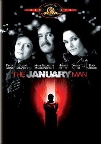 The January Man (1989) - As New DVD