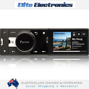 PARROT-ASTEROID-BLUETOOTH-HEADUNIT-CAR-MEDIA-RECEIVER-PHONE-KIT-ANDROID-STEREO