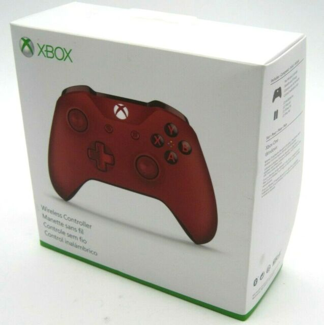 Xbox Wireless Controller - Red/ MODEL NO:1708