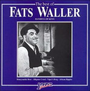 The-Best-of-Fats-Waller-Jazz-Forever-by-Fats-Waller-CD-Oct-2005-Jazz-Foreve