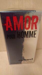 Amor-Pour-Homme-Cacharel-75-ml-Eau-de-Toilette-Pour-Homme-Spray-Men-EDT-VINTAGE