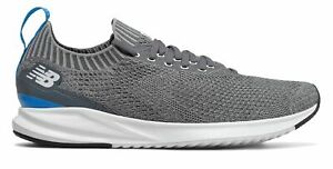 New Balance Men's Vizo Pro Run Knit Shoes Grey
