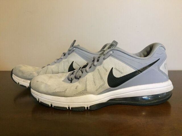 outlet store aa71c 847bd Nike Air Max Full Ride TR Athletic Running Shoes - Men s Size 8.5 (819004-