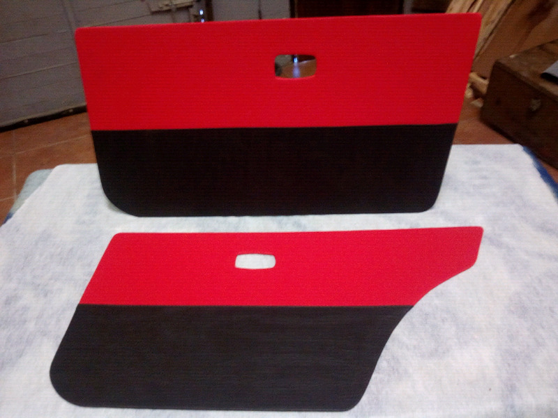 VW Golf mk1, Fox and Caddy new door panels for sale R1200 Comlete set