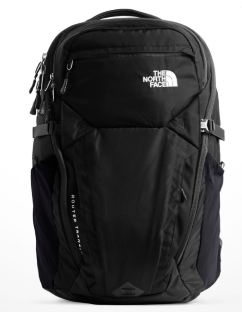 b92c6fc8c NEW The North Face Router Transit BLACK 41L Laptop Backpack Rucksack TNF