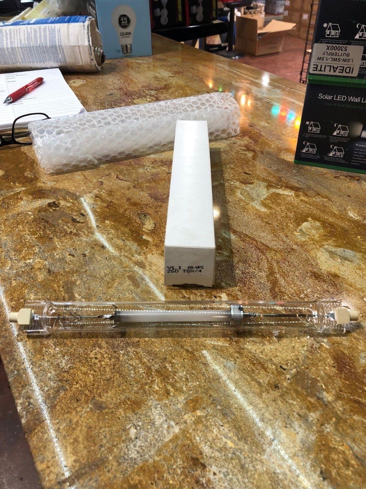 PA-HPS-250 TSX 4 HPS DOUBLE ENDED HPS LAMP