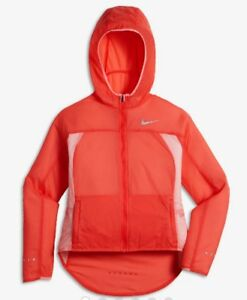 d01f68d1f50cf Image is loading Nike-Impossibly-Light-Running-Jacket-Girl-Youth-Medium-