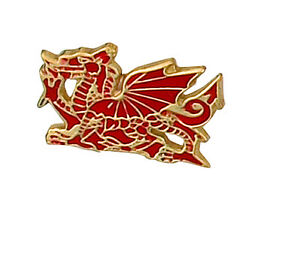 Welsh-Dragon-Tie-Tack-Tie-Pin-Gold-Made-To-Order-in-Jewellery-Quarter-B-039-ham