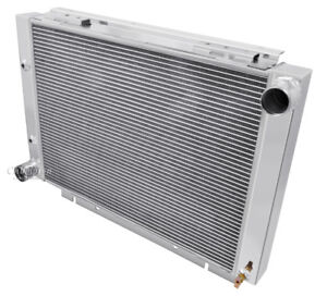 3 ROW Performance Radiator for 1960-1963 Ford Galaxie 500XL 500 XL New 1961 1962