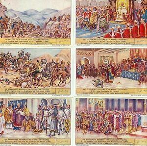 LIEBIG : S_1539 : 'Empereurs Belges de Constantinople (l.)