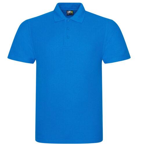 4XL 5XL Big Tall Mens Plain Blue Short Sleeve Polo Shirt 2XL 7XL 3XL 6XL