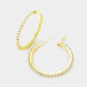 1-75-034-gold-crystal-hoop-pierced-earrings-bridal-prom