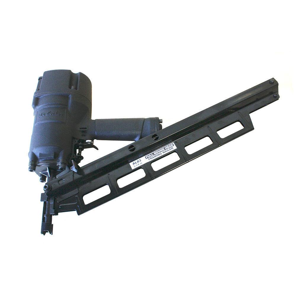 AL83 toolmart750 Full Round Head Framing Nailer 3-1/4compatible with Hitachi NR83A - AL83