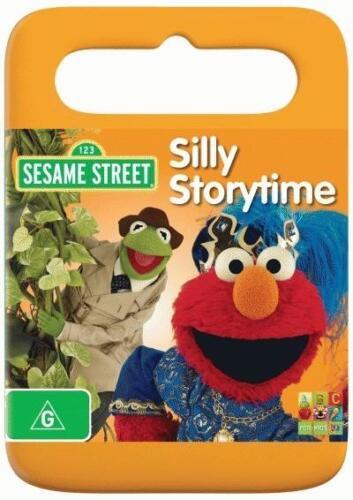 1 of 1 - Sesame Street: SILLY STORYTIME : Near as NEW DVD