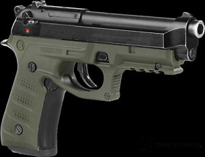 Details about Recover Tactical BC2 Beretta 92 M9 Grips & Rail System OD  Green