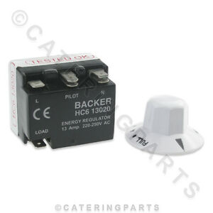 13-amp-3kw-ENERGY-REGULATOR-REPLACES-SUNVIC-TYJ-TYPE-SIMMER-STAT-THERMOSTAT