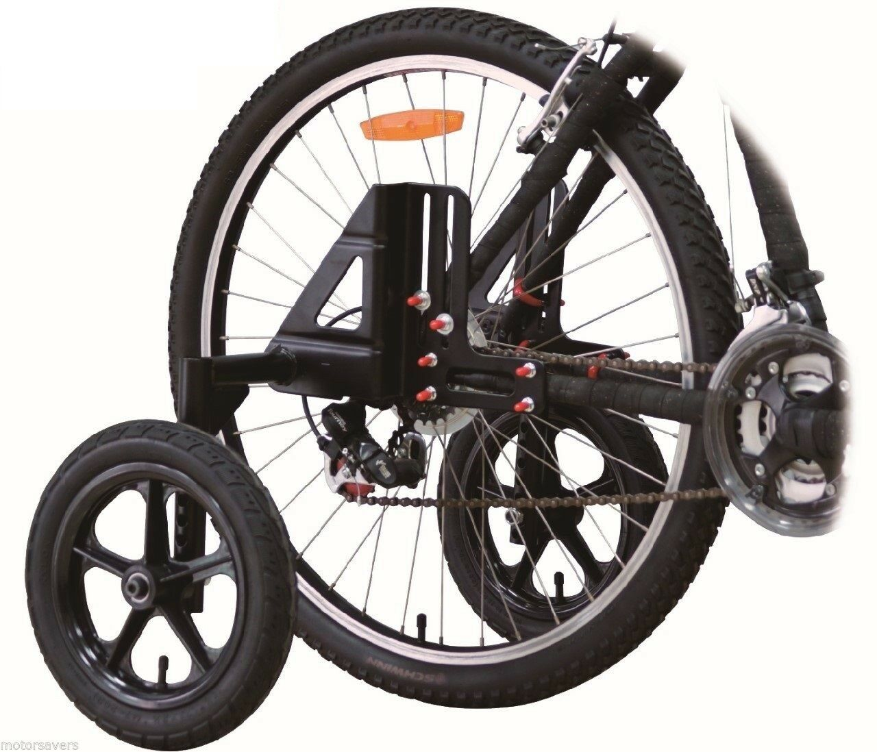 Adult Bike all Stabilisers Mobility Training Wheels - Fits all Bike Wheel Größes df85b5