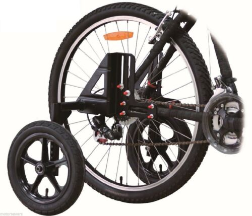 Adult Bike Stabilisers Mobility Training Wheels Fits all Wheel Sizes RRP£150