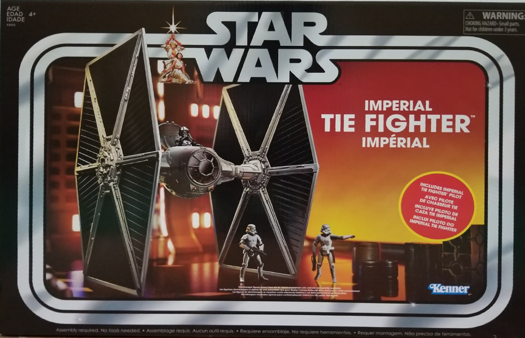 Kenner Star Wars Imperial Tie Fighter Walmart Exclusive