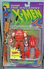 C1 Marvel The Uncanny X-men Evil Mutants 1993 Juggernaut Punch Action ToyBiz