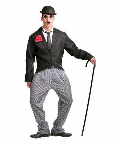 Estilosa hollywood comediante señores disfraz