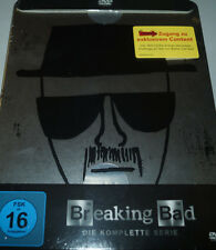 Breaking Bad 1 2 3 4 5 1-5 Komplette Serie in der Tin Box, 21 DVD, NEU & OVP