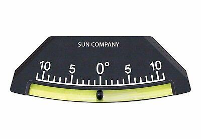 Glass Tube Inclinometer Sun Company Industrial Lev-o-Gage 4