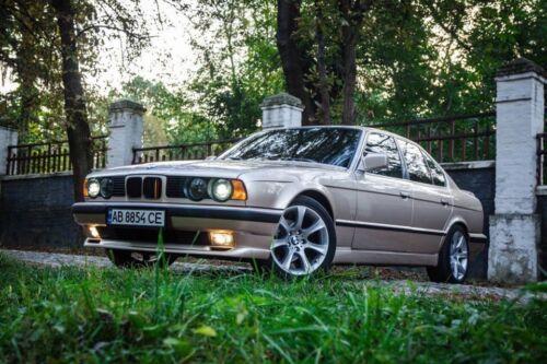 BMW E34 spoiler Front Bumper M-tech style Splitter  Lip spoiler 87-96