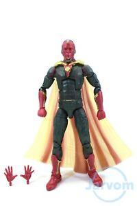 Marvel-Legends-6-034-Inch-Toys-R-Us-TRU-2-Pack-Avengers-Vision-Loose-Complete