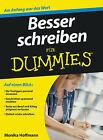 Besser Schreiben Fur Dummies by Monika Hoffmann (Paperback, 2010)