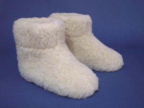 Slippers Slippers House Shoes Sheepskin Sheepskin White