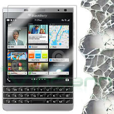 Pellicola VETRO temperato trasparente display BlackBerry Passport Silver Edition