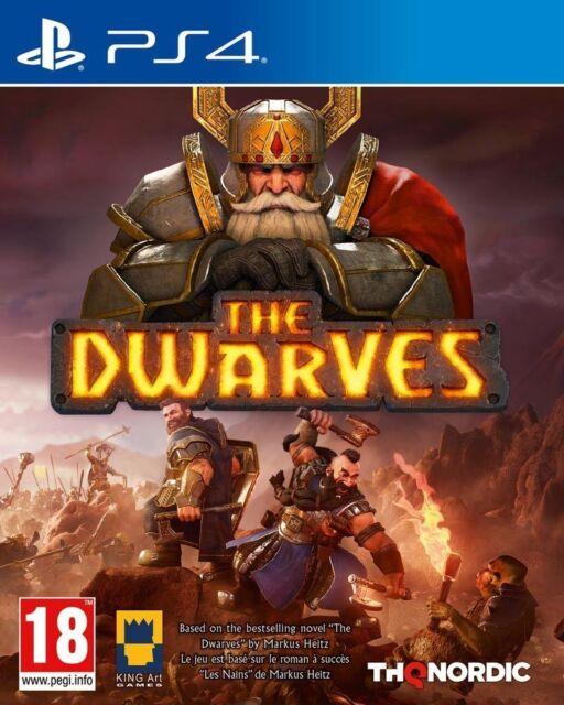The Dwarves | Xbox One New (1)