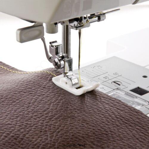 Texi las máquinas de coser Pie de sujeción rápida gleitfuß para Brother Singer Janome