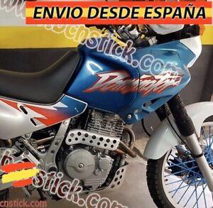 2x-Vinilos-Pegatinas-Laterales-Decal-Stickers-Moto-Honda-Dominator