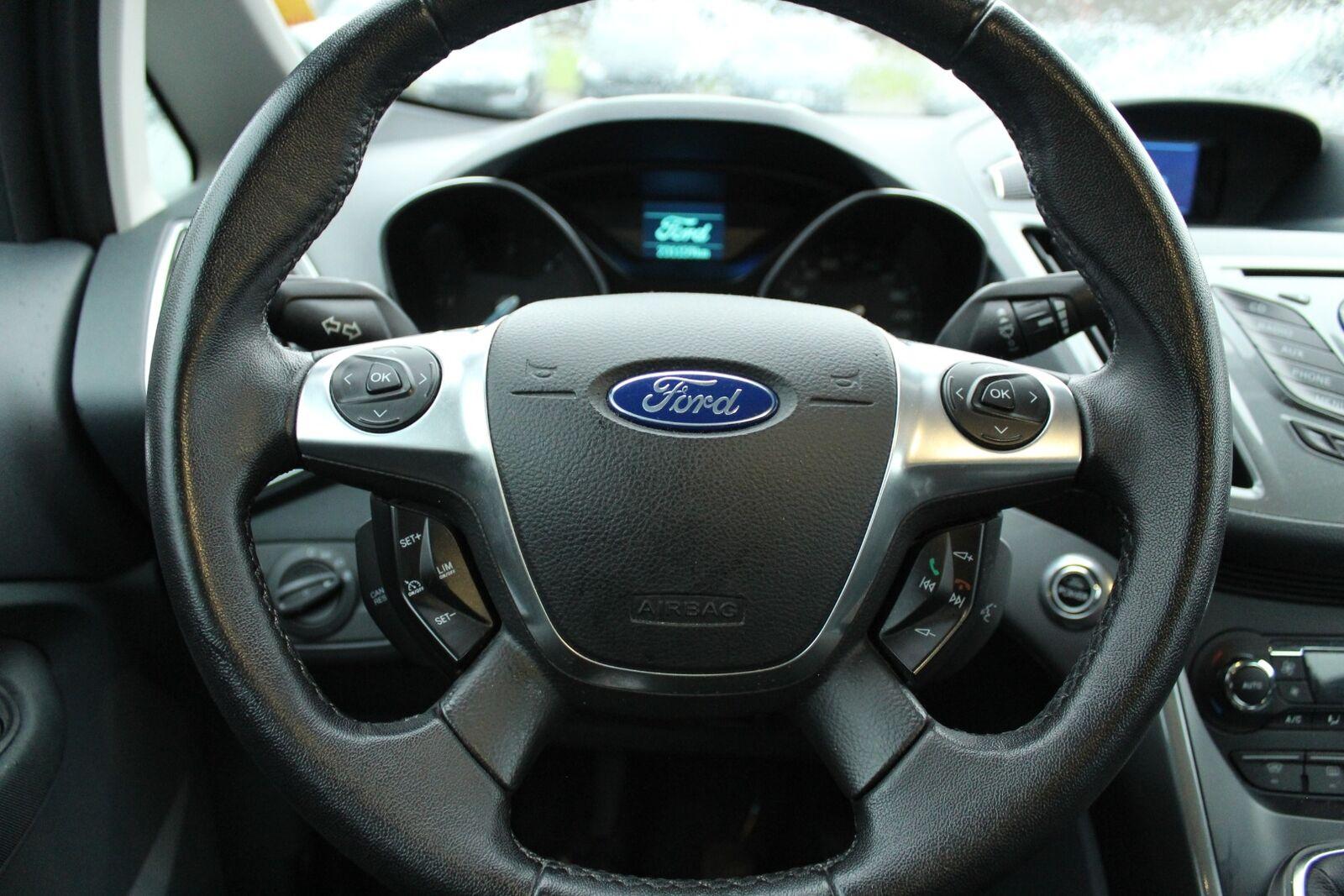 Ford C-MAX 1,6 TDCi 115 Titanium - billede 5