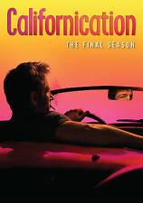 Californication: The Seventh Final 7 Season (DVD, 2014, 2-Disc Set)